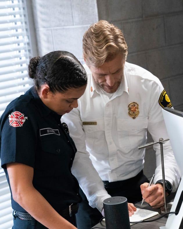 station 19 season 2 episode 8 review  crash and burn
