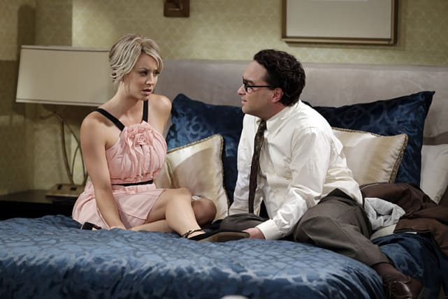Penny struggles with leonards confession the big bang theory