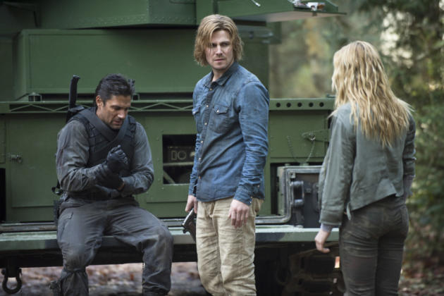 Slade, Oliver, and Sara