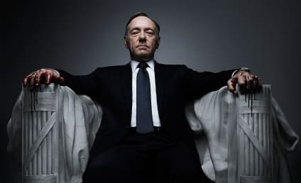 Netflix Cancels House of Cards After Kevin Spacey Scandal