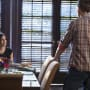 Having a Discussion - Hart of Dixie Season 4 Episode 9