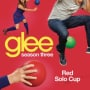 Glee cast red solo cup