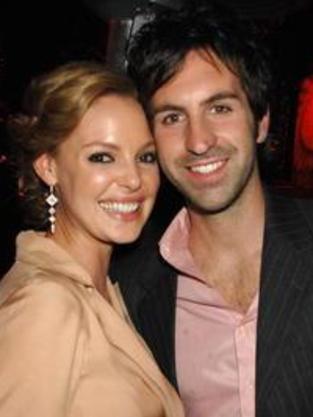 Katherine and Josh