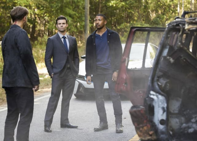 An Accident? - The Originals Season 4 Episode 8