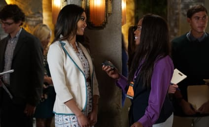 Pretty Little Liars Picture Preview: Toby Finds Out About Spaleb!
