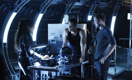 Discussing the Mission - Killjoys Season 1 Episode 5
