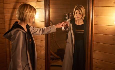 Mirror Doctor - Doctor Who Season 11 Episode 9
