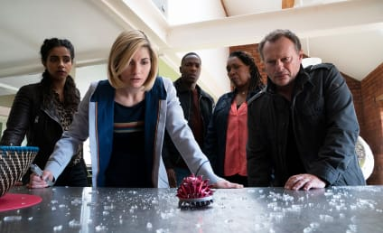Doctor Who: BBC Boss Responds to Ratings Crisis
