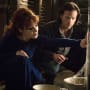 Sam and Rowena - Supernatural Season 10 Episode 19