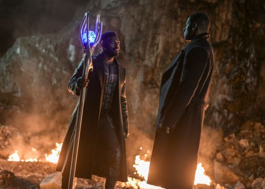This Does Not Look Good - Supergirl Season 4 Episode 15