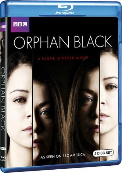 Orphan Black Blu-Ray Pic