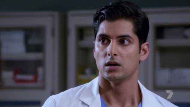 Vikram Roy - Grey's Anatomy
