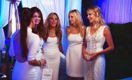 The White Party - The Real Housewives of Beverly Hills Season 5 Episode 1