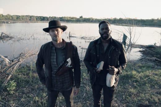 Back In Black - Fear the Walking Dead Season 4 Episode 15