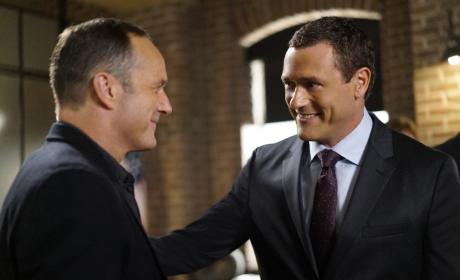 Coulson and Mack - Agents of S.H.I.E.L.D.