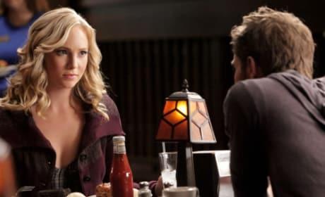 Meal with Caroline