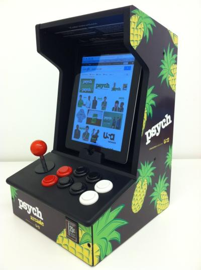Psych Arcade Game