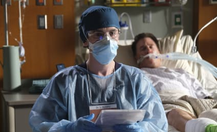 The Good Doctor Season 4 Episode 2 Review: Frontline Part 2