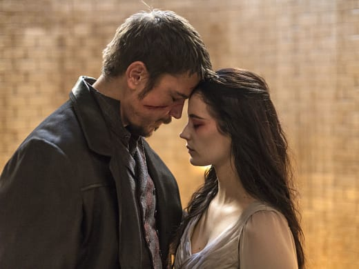 Vanessa and Ethan - Penny Dreadful Season 3 Episode 9