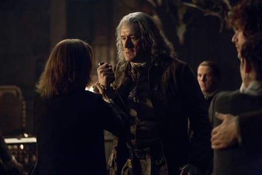 Lord Lovat - Outlander Season 2 Episode 8