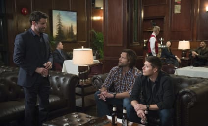Supernatural Photo Preview: Sam and Dean Get New Teammates
