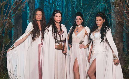 Witches of East End: Canceled by Lifetime After Two Seasons