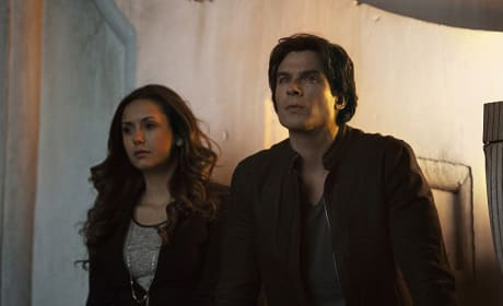 A Decision to Make - The Vampire Diaries Season 6 Episode 20