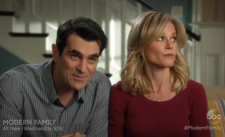 Modern Family Clip - Preparing to Host