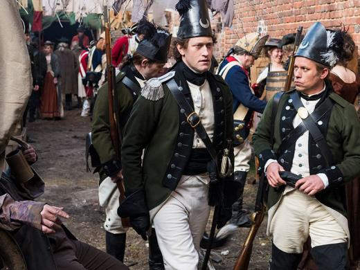 A Plan Is Hatched - Turn: Washington's Spies