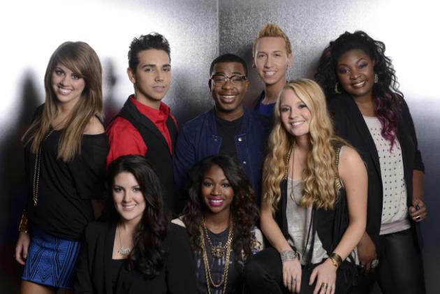 American Idol Final 8