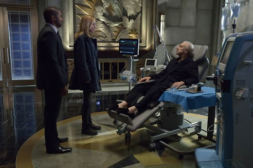 Trio on The Strain