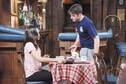 JJ Talks to Lani - Days of Our Lives
