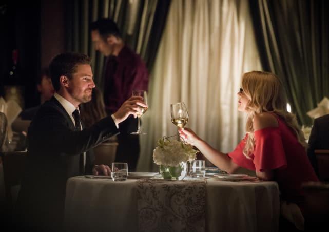 Will The Dinner Get Interrupted - Arrow Season 6 Episode 4