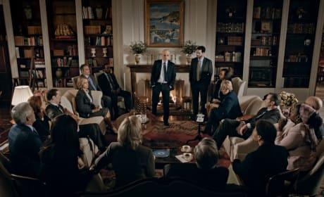 Cabinet Meeting - Madam Secretary Season 4 Episode 12
