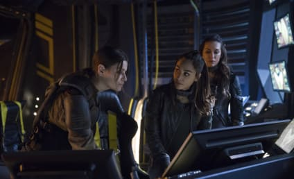 "The 100 Season 5 Episode 7 Preview: Under Pressure on ""Acceptable Losses"""