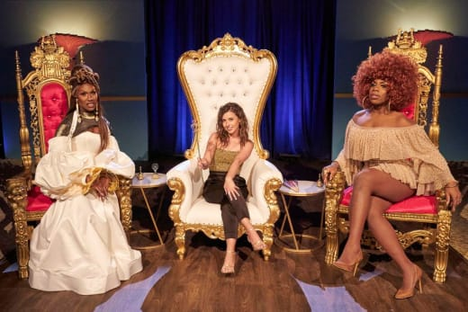 Queen's in the Court - The Bachelorette