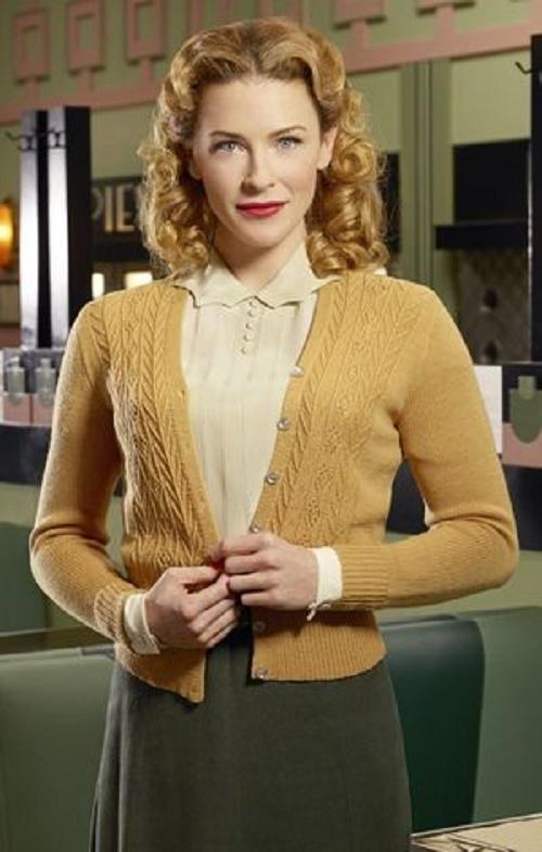 Dottie Underwood - Marvel's Agent Carter