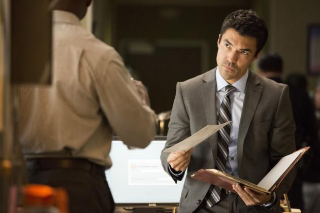 Ian Anthony Dale as Lieutenant Jim Koto