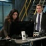 Ressler and Samar watch SNL - The Blacklist Season 4 Episode 14