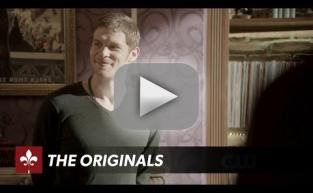 The Originals Clip: An Awkward Threesome