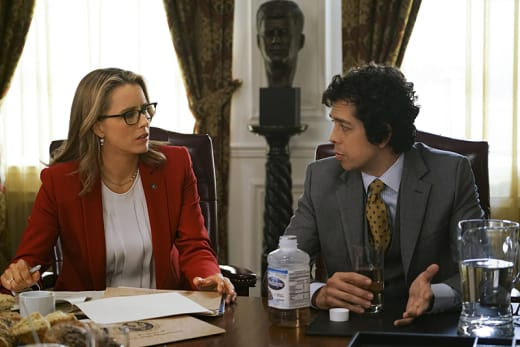 Election Results - Madam Secretary