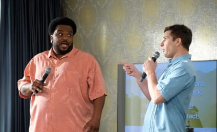 Brooklyn Nine-Nine Season 7 Episode 8 Review: The Takeback