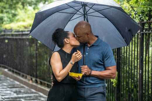 Charley and Remy On a Date - Queen Sugar