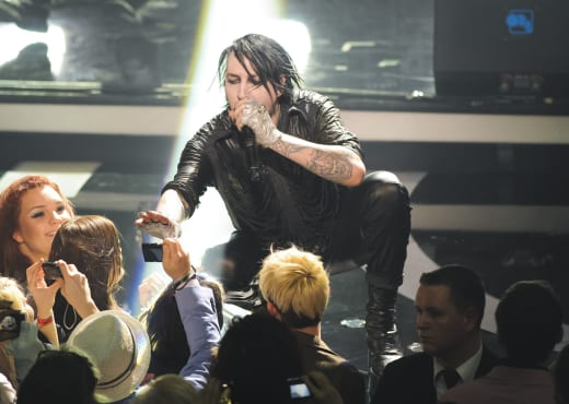 Marilyn manson to guest star on californication tv fanatic marilyn manson pic m4hsunfo