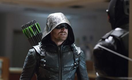 A New Vigilante - Arrow
