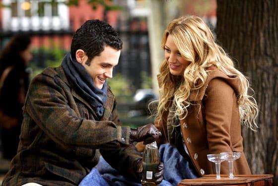 Serena and Dan - Gossip Girl