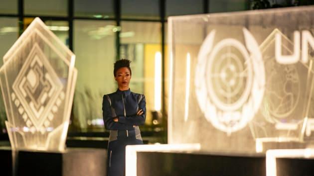 Starfleet's First Mutineer - Star Trek: Discovery Season 1 Episode 15