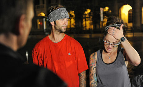 Nick and Vicki Avoid Elimination