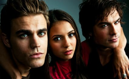Summer Press Tour Recap: The Vampire Diaries