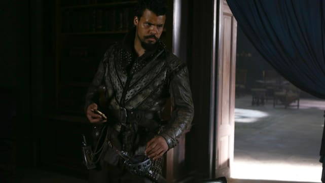 """You're a monster!"" The Musketeers"